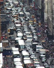 The Reality of Driving in New York